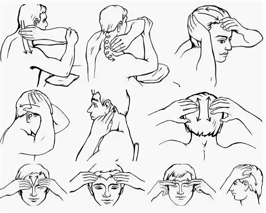Избавление от боли: виды массажа головы при мигрени и советы по проведению