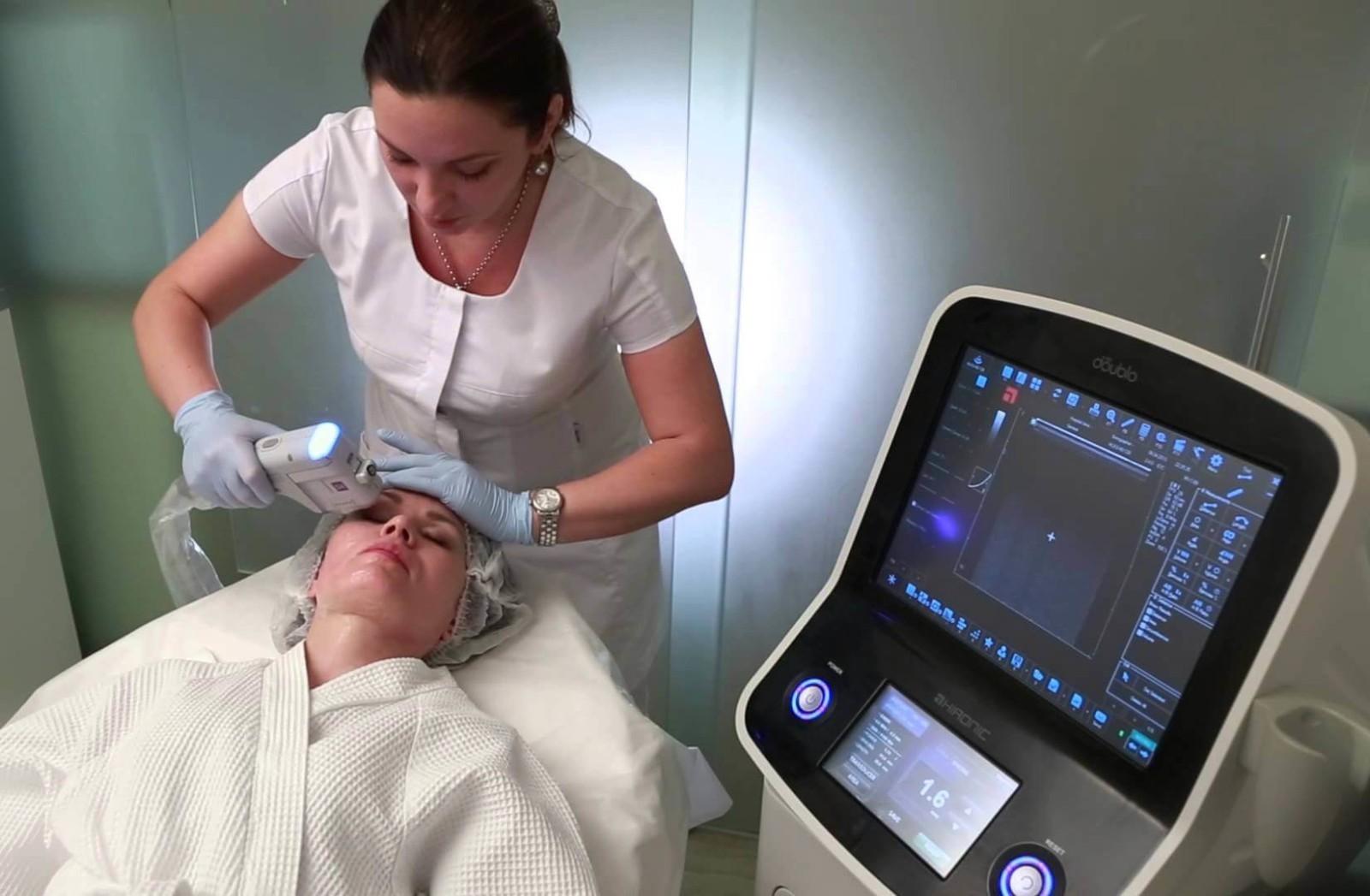 Ультразвуковой лифтинг doublo – нехирургическая подтяжка лица с эффектом хирургической пластики!