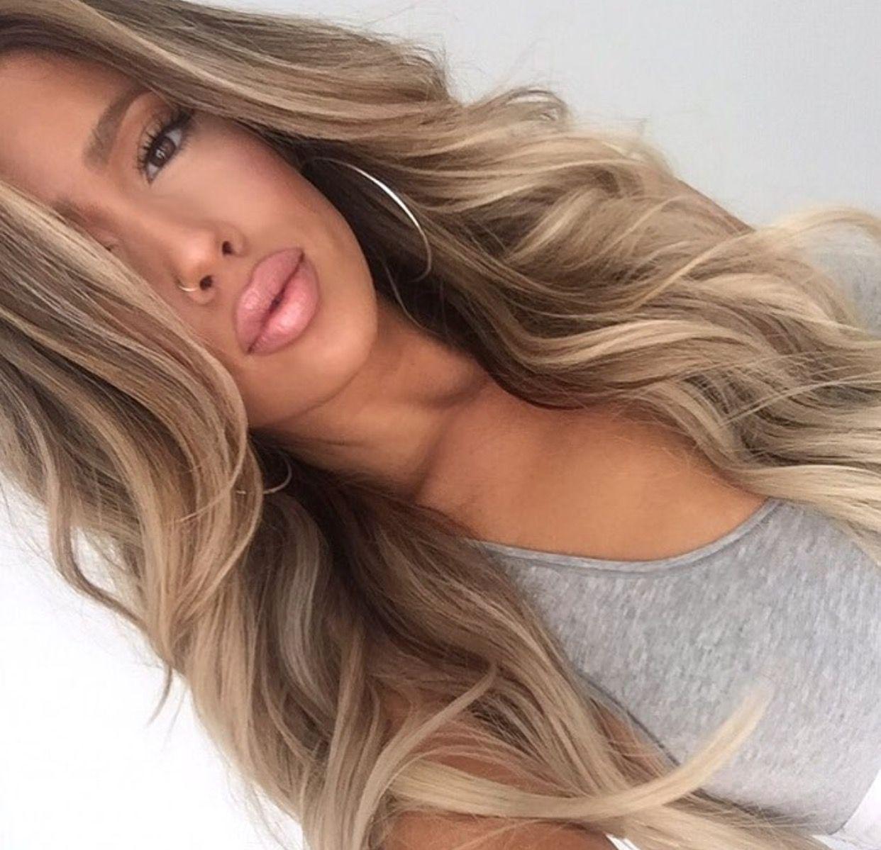 Натуральный блонд и топ-20 светлых оттенков