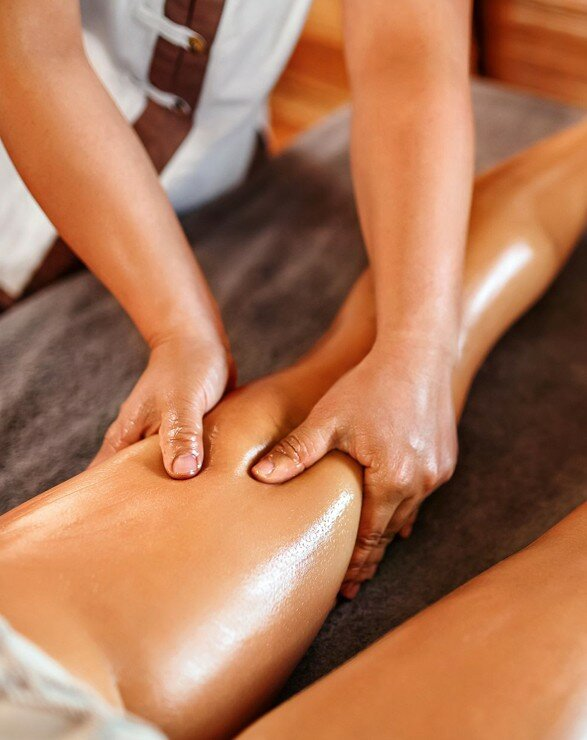 Лимфодренажный массаж: суть, техника и противопоказания
