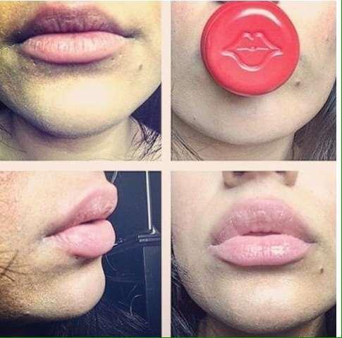 Как визуально увеличивать губы? средства для макияжа губ