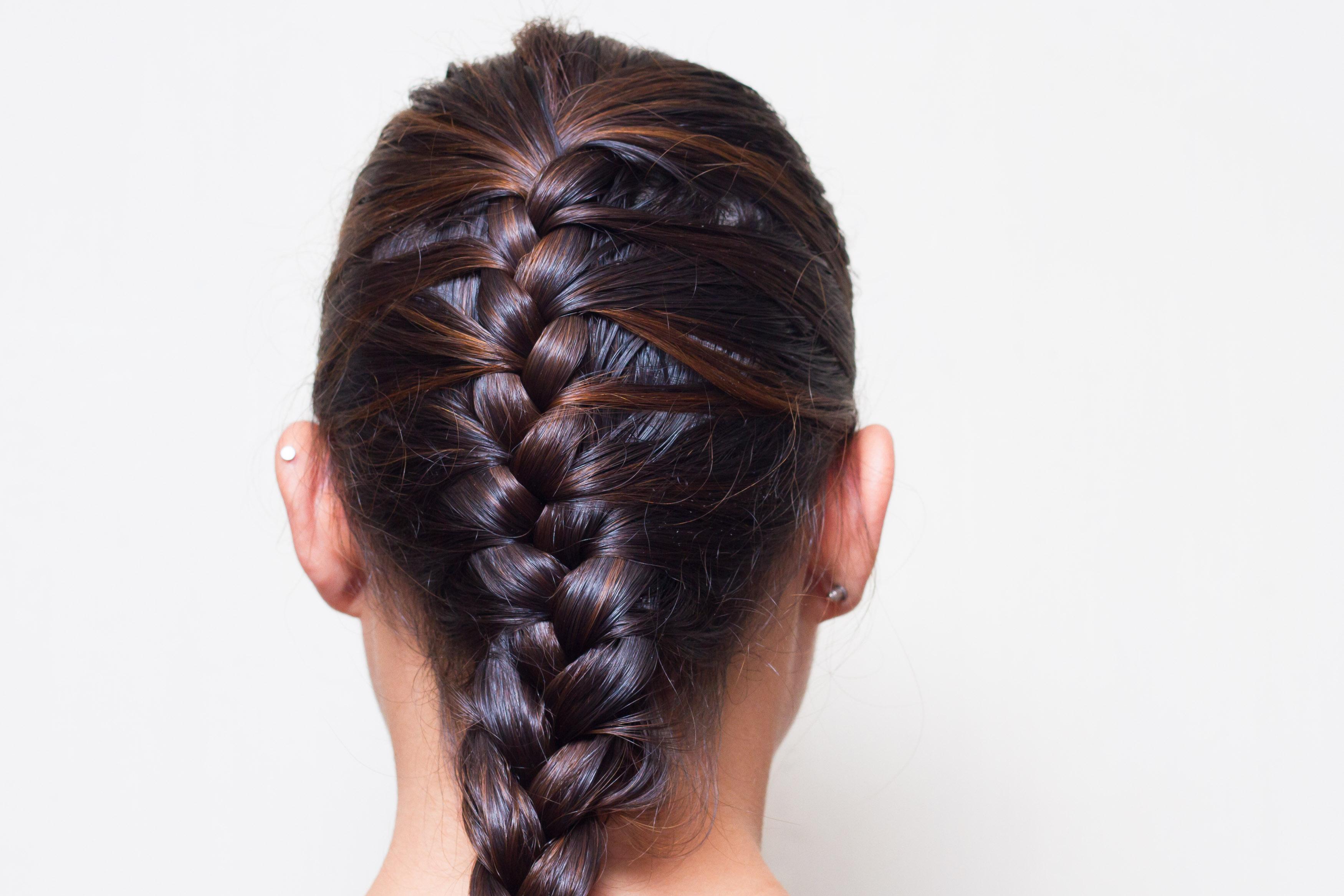Французская коса: 150 оригинальных фото и видеоуроков