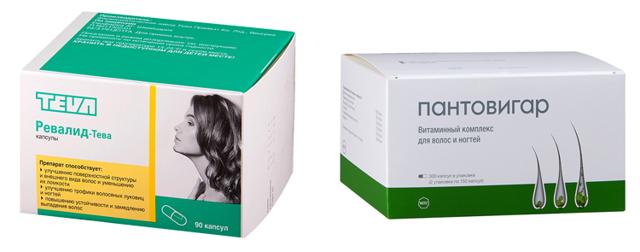 Пантовигар. инструкция по применению, состав, как принимать витамины от выпадения, для роста волос. аналоги