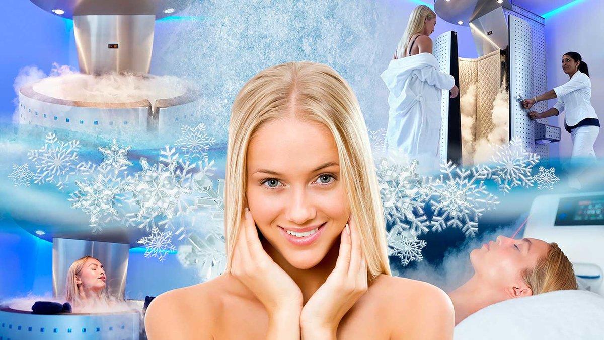 Криотерапия — показания и противопоказания в косметологии для лица, волос, похудения, как проходит процедура, результаты, фото