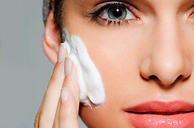 Способы очистить лицо в домашних условиях