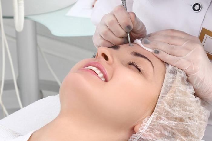 Ультразвуковая чистка лица — суть процедуры, этапы проведения в салоне и в домашних условиях