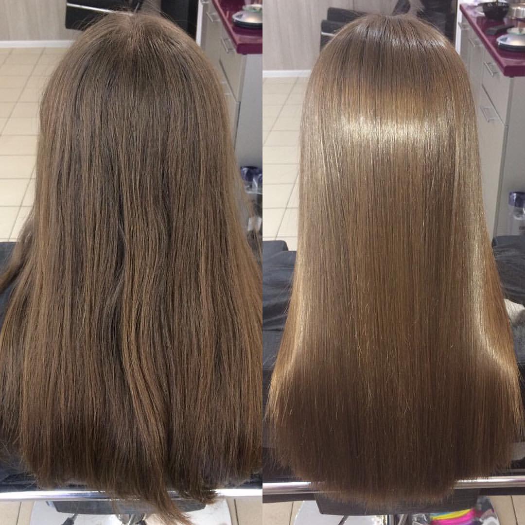 Что лучше и эффективнее «ботокс» или «счастье для волос»