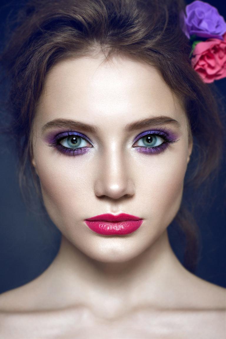 Блистательный новогодний макияж 2021 – лучшие образы с мейкапом на новый год