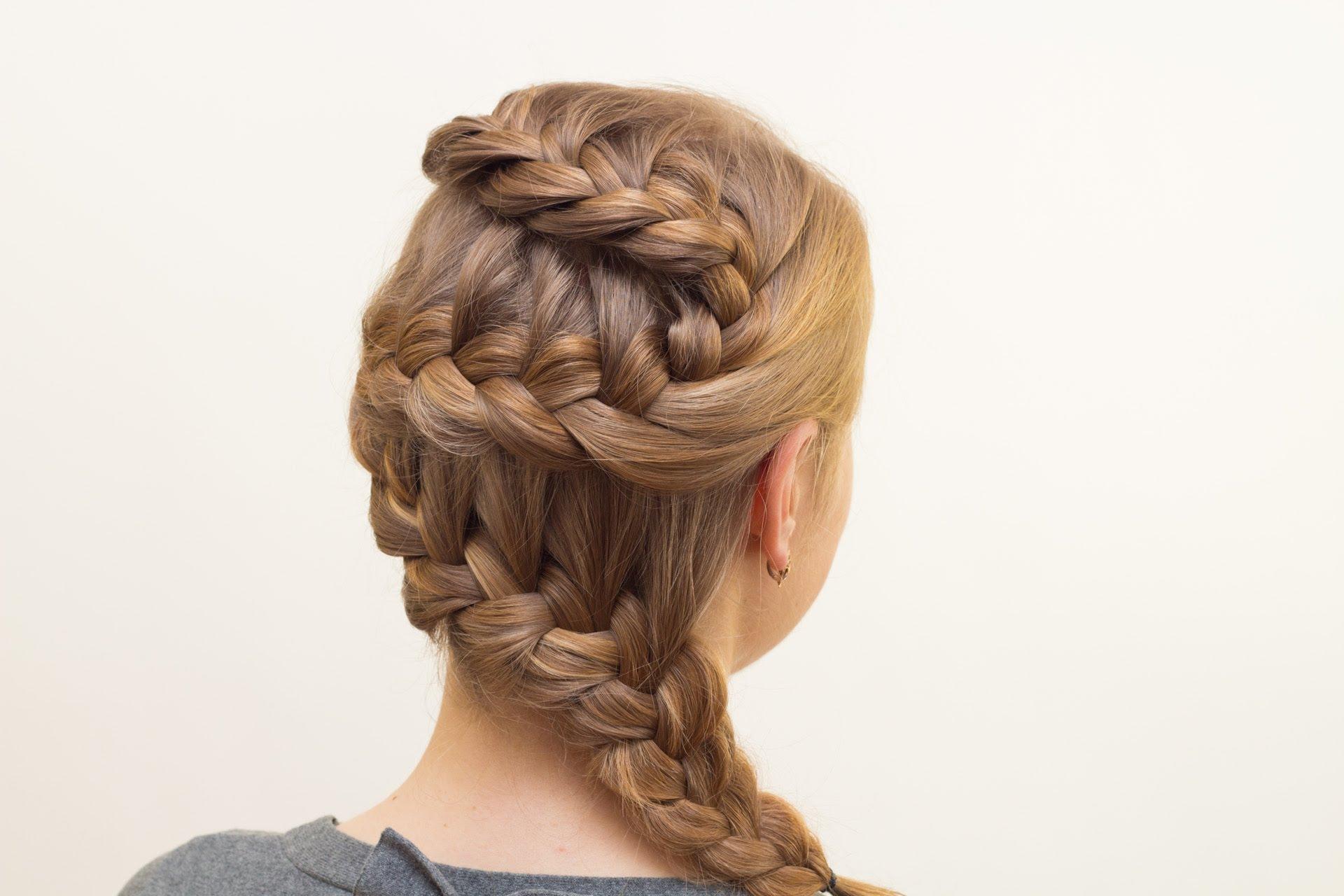 Как заплести красивую косу: эксклюзивные секреты от профи парикмахеров