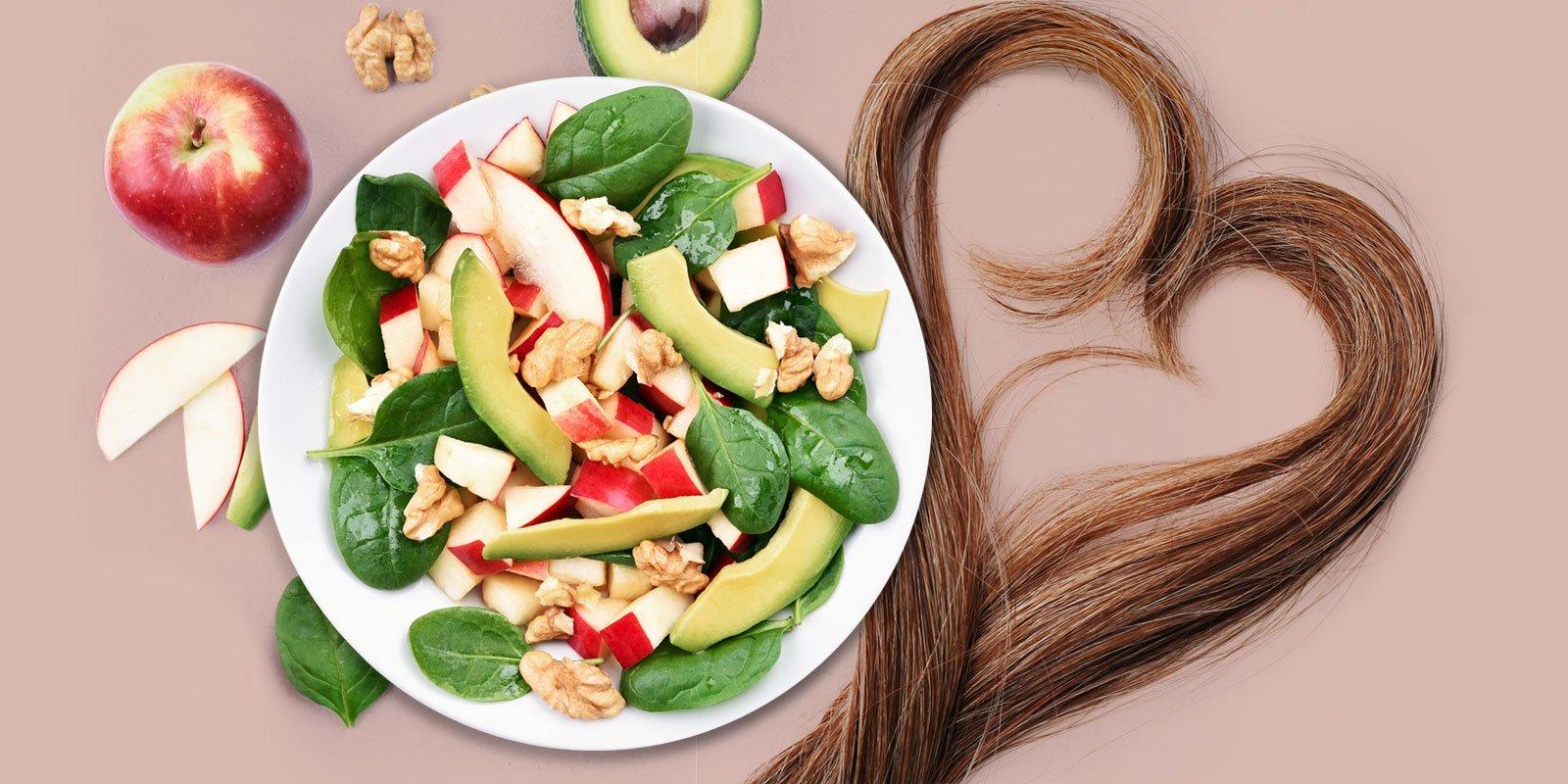 Витамины для роста ногтей и волос самые эффективные