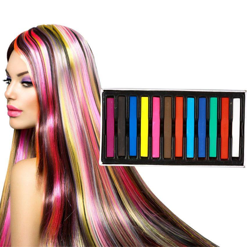 Мелки для волос – ответы на все ваши вопросы