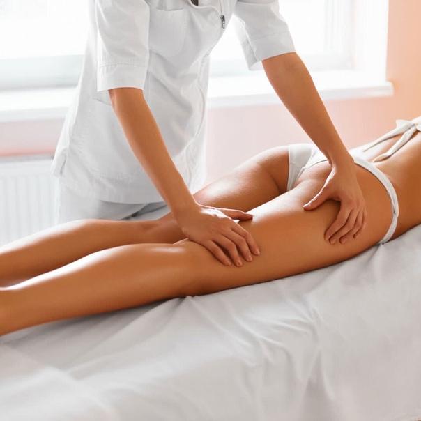 Лимфодренажный массаж тела: как проходит и что дает