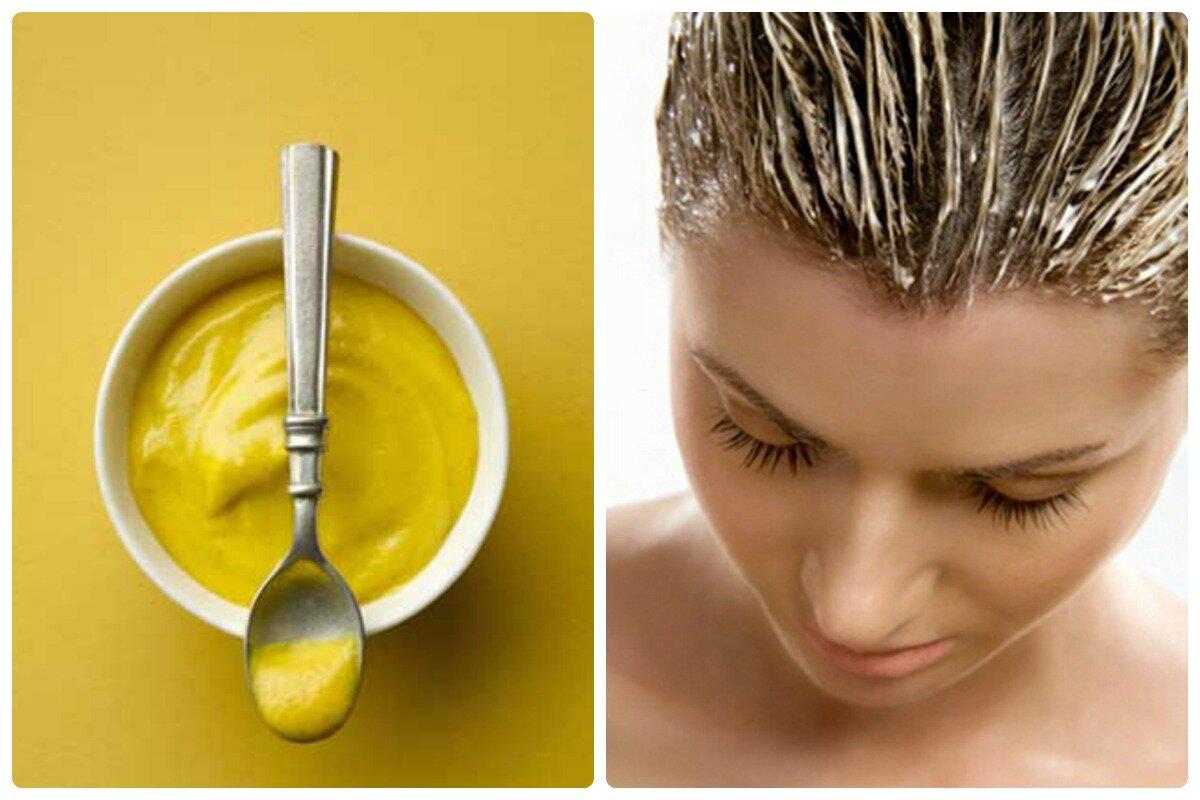 Маска для волос с горчицей: рецепты и результаты