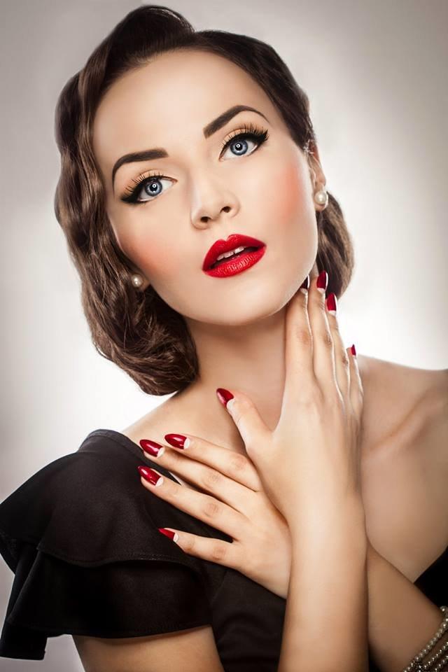 Зимний макияж для фотосессии: основные правила
