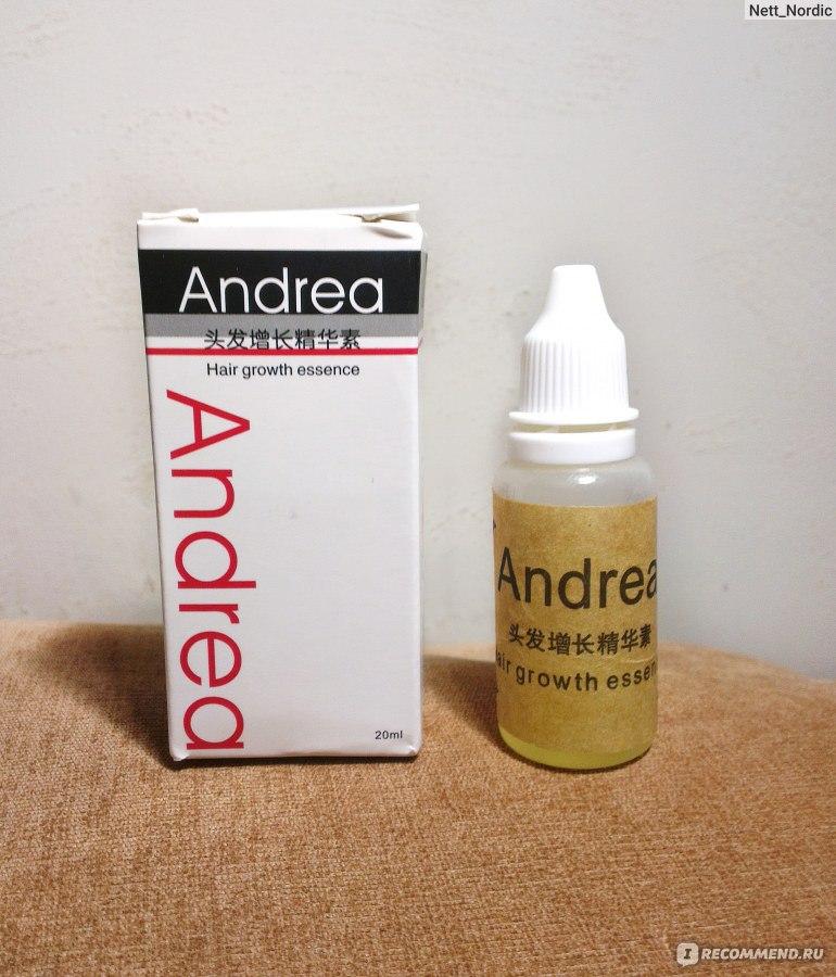 Andrea – сыворотка для роста волос, способ применения, цена, отзывы