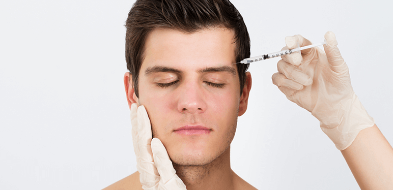 Ботокс мужчинам: зачем сильной половине человечества инъекции красоты
