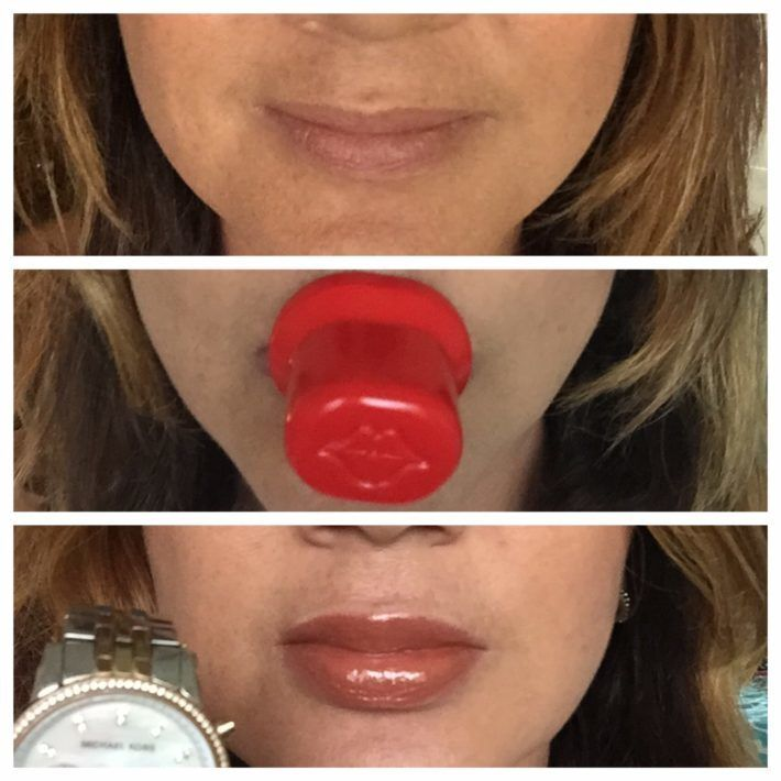 Как увеличить губы в домашних условиях: методы и средства