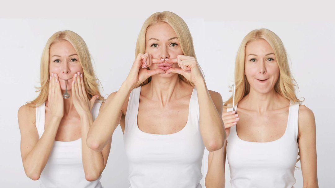 Как быстро убрать второй подбородок: эффективные упражнения
