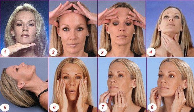 Упражнения ревитоника для омоложения лица по методу натальи осьмининой
