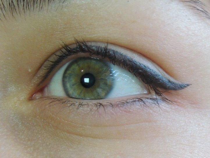 Чем хорош перманентный макияж глаз с растушевкой и кому он подходит