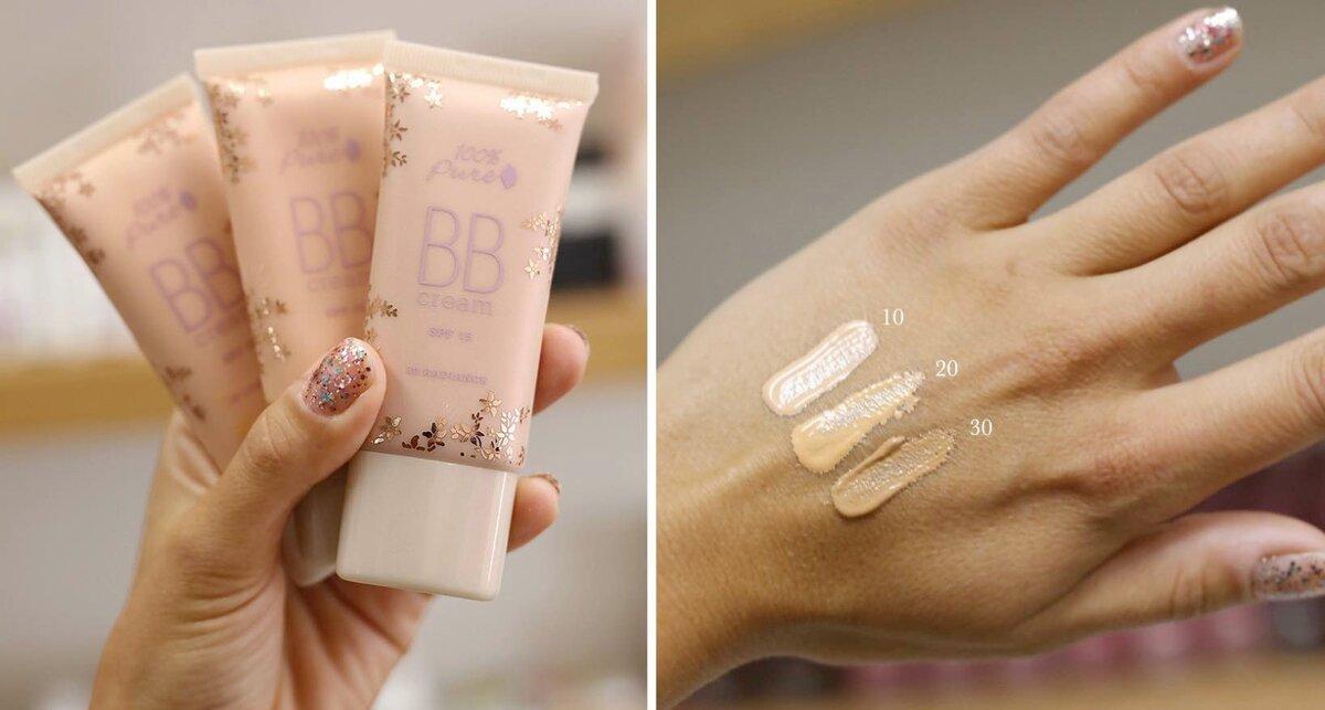 Bb (биби) крем: какой лучше для комбинированной, проблемной и жирной кожи – 5 лучших тональника для лица