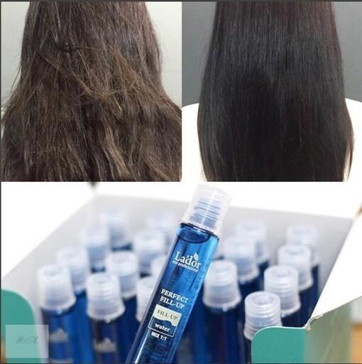 Филлер для волос - польза, состав, как применять в домашних условиях