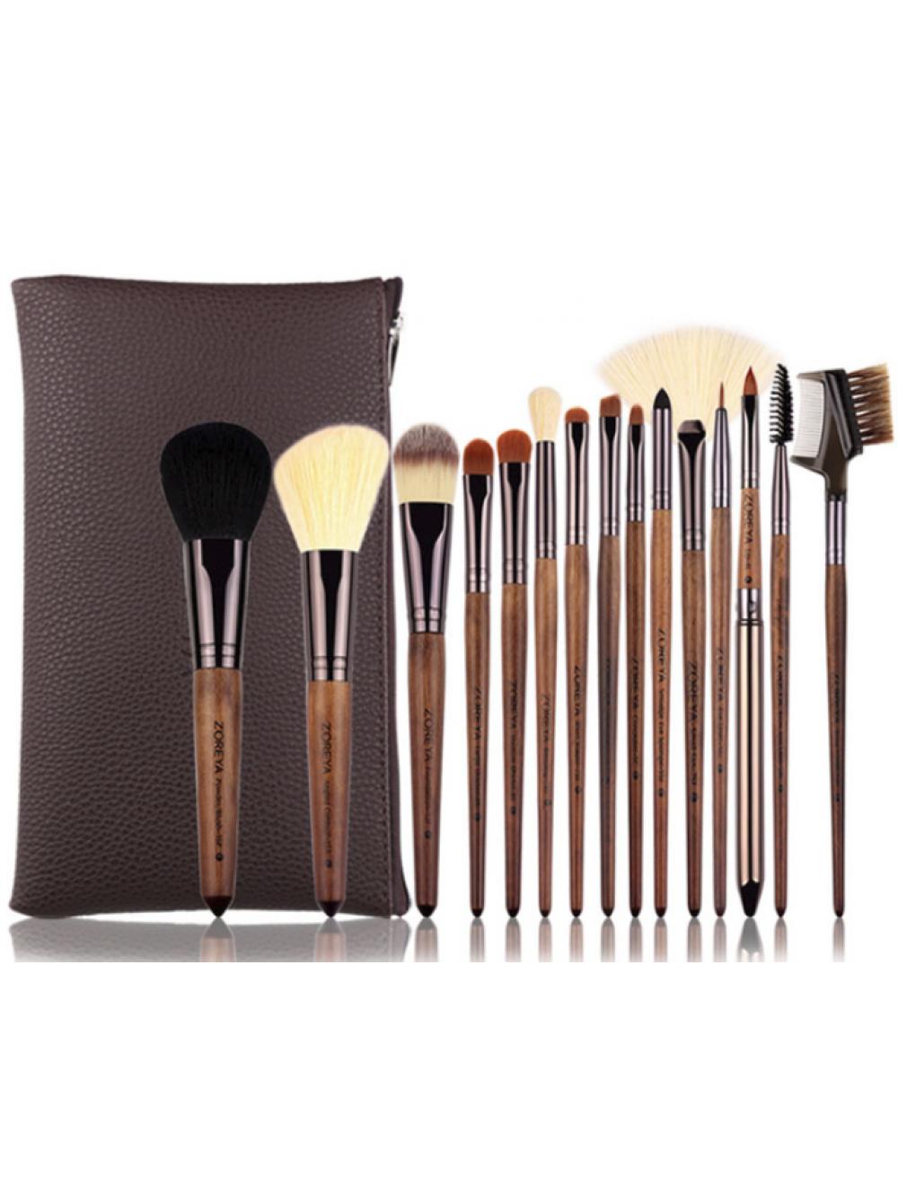 7 кистей для макияжа, которые должны быть в косметичке каждой девушки