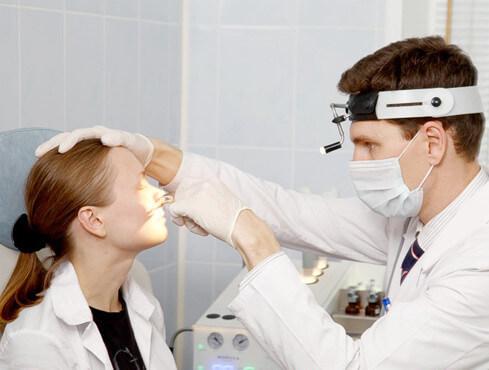 Что такое вазотомия носа?
