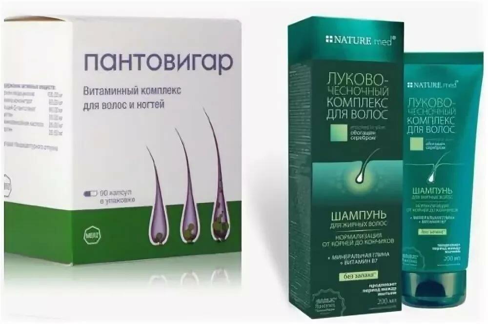 Витамины для роста волос - большой обзор
