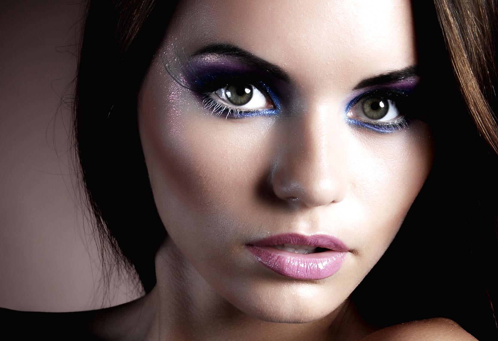 Искусство макияжа для карих глаз на каждый день