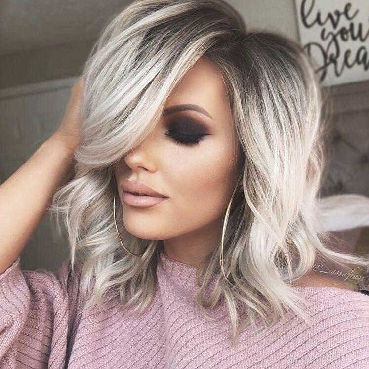 Все оттенки блонда: топ-8 модных трендов (100 фото)