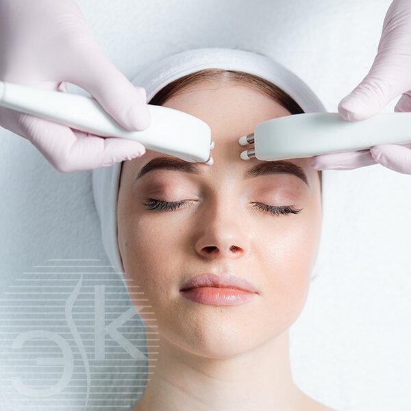Микротоки для лица в косметологии — процедура аппаратной терапии. цена, отзывы