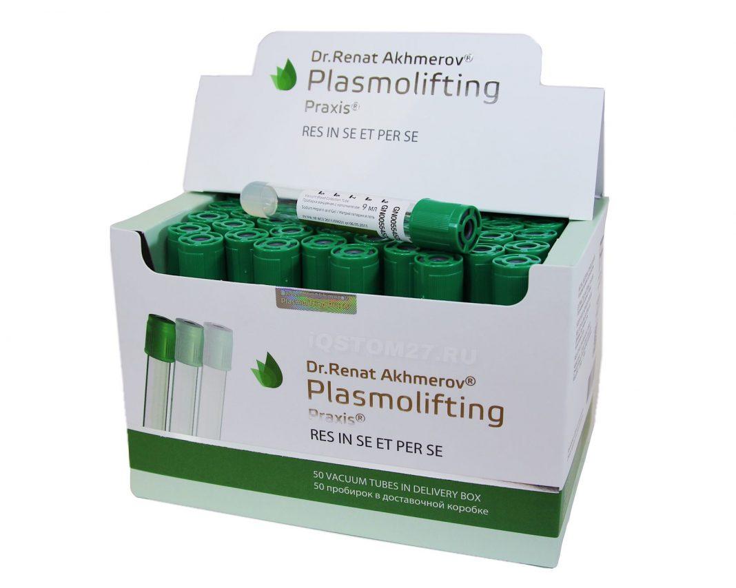 Плазмолифтинг лица — сколько нужно процедур