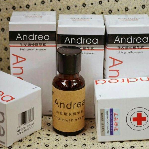 Проблемы роста волос и отзывы о сыворотке Andrea