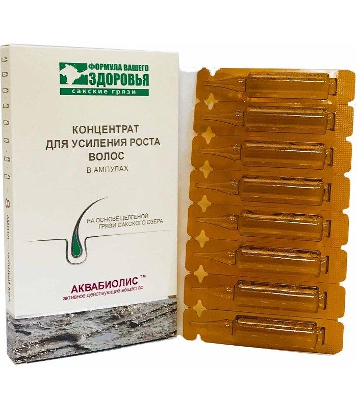 Применение витаминов в и а в ампулах для волос