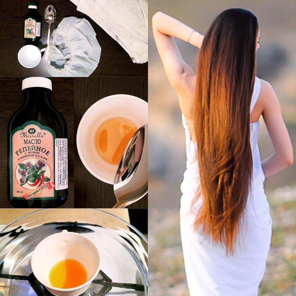 Репейное масло для волос: отзывы девушек, как пользоваться?