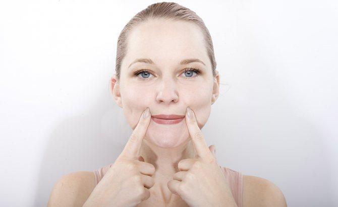 Омолаживающее моделирование лица по методике кэрол маджио: видео