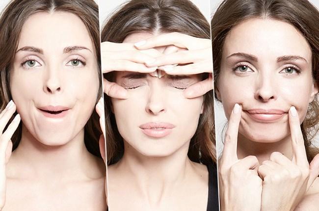Система естественного омоложения ревитоника — фитнес упражнения для лица, шеи и осанки