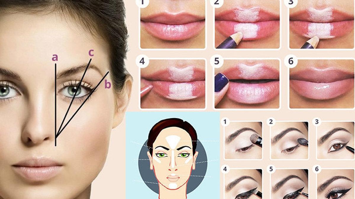 Идеи макияжа для карих глаз — от повседневного до вечернего (50 фото)