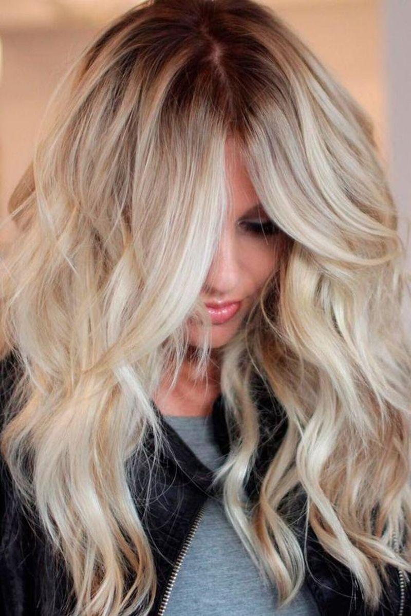 Темный блонд: все об универсальном оттенке