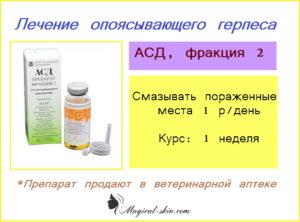 Опоясывающий лишай: симптомы и лечение у взрослых