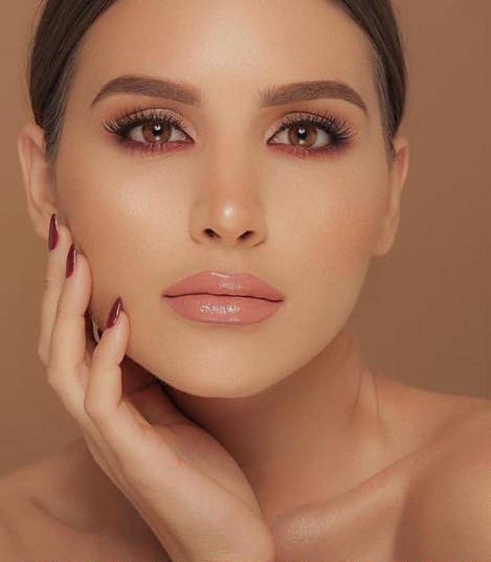 Макияж для карих глаз: уроки, фото и видео макияжа