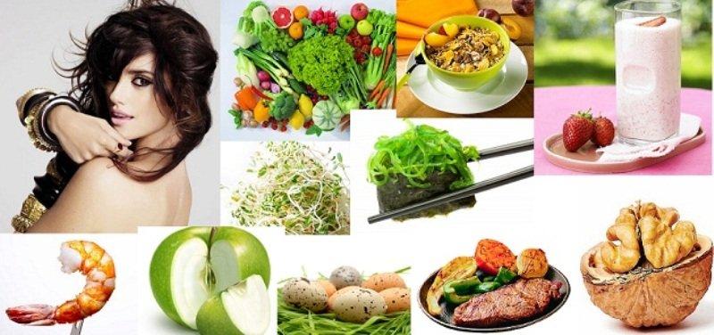Продукты питания для здоровых волос. что нужно есть, чтобы не выпадали волосы: продукты пиатния против алопеции. какие продукты нужно есть для роста волос