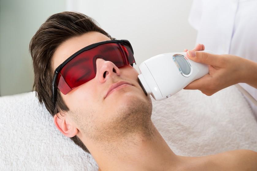 Лазерная эпиляция лица и шеи