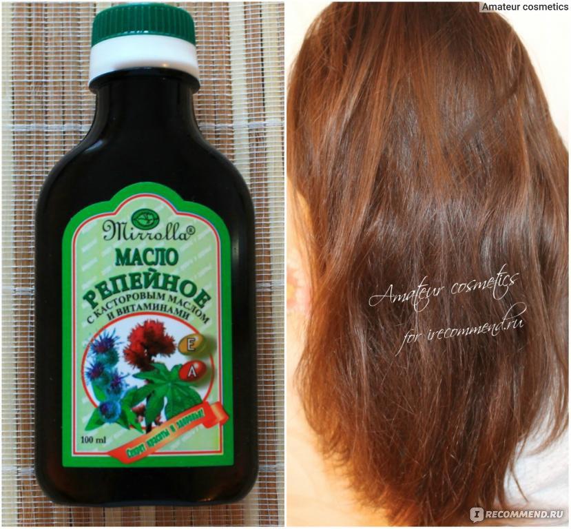 Только факты и проверенные рецепты – касторовое масло для роста волос