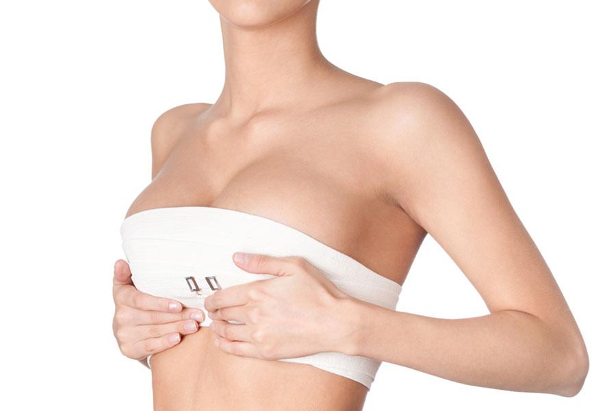Об увеличении груди Способы увеличения груди