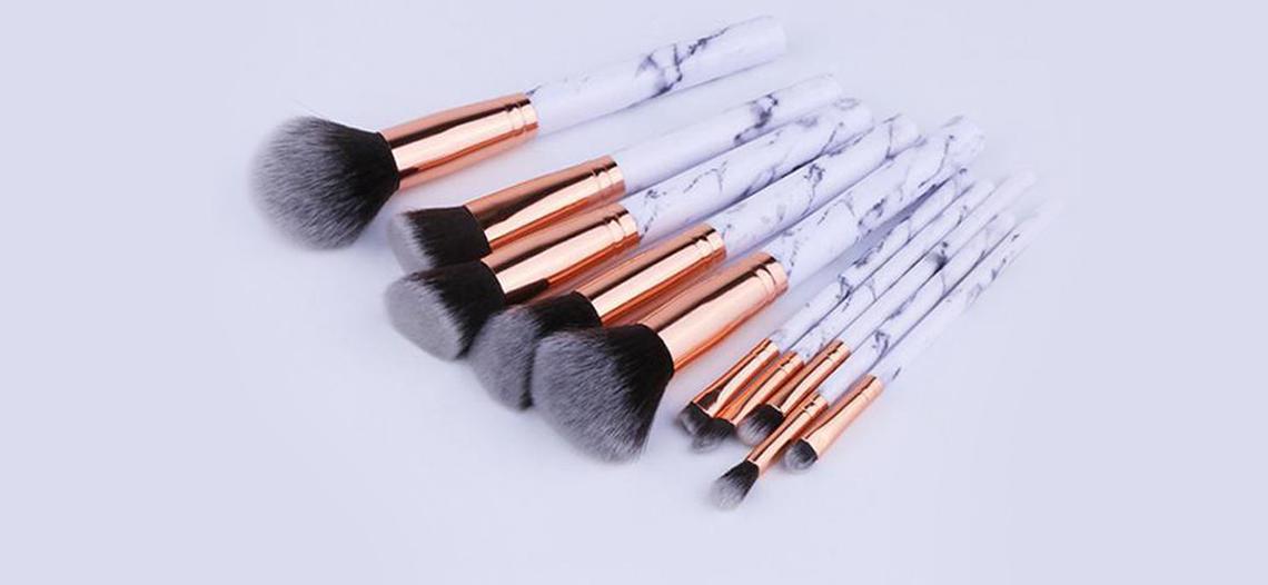 Как правильно мыть кисти для макияжа