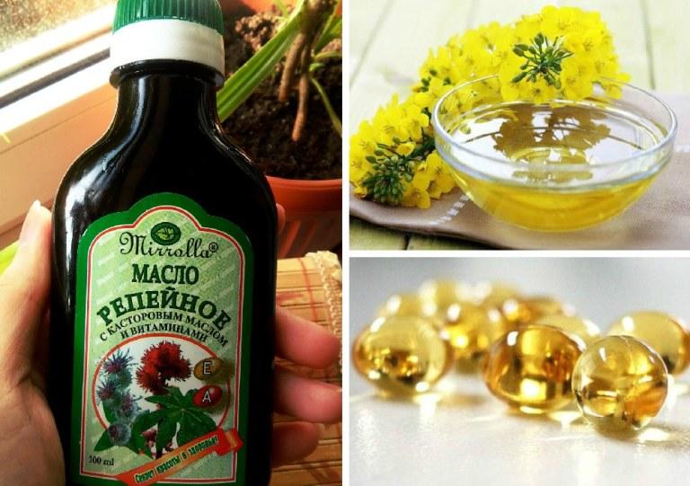 Репейное масло для волос: как использовать, рецепты