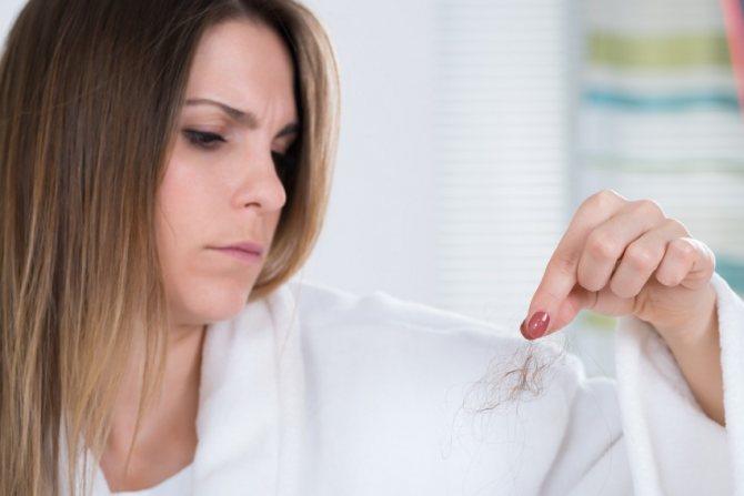 Выпадают волосы после родов: причины и лечение проблемы