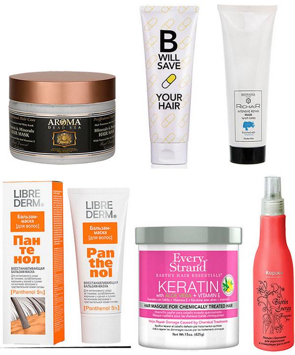 » 8 избранных рецептов масок для волос с витаминами в ампулах в домашних условиях